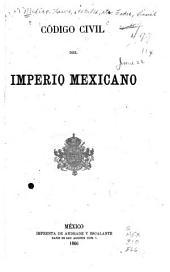 Código civil del Imperio Mexicana