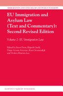 EU Immigration and Asylum Law  text and Commentary   Vol  3  EU Asylum Law  2nd  Rev  Ed PDF
