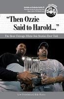 Then Ozzie Said to Harold       PDF