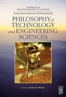 Philosophy of Technology and Engineering Sciences PDF