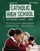 Master the Catholic High School Entrance Exams 2014