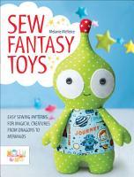 Sew Fantasy Toys PDF