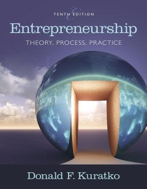Entrepreneurship  Theory  Process  and Practice PDF