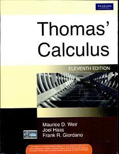 Thomas  Calculus  11 E PDF