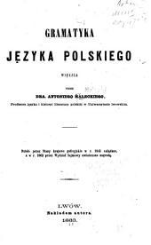 Gramatyka języka polskiego: szkolna