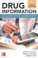 Drug Information  A Guide for Pharmacists  Sixth Edition PDF
