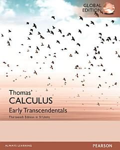 Thomas  Calculus  Early Transcendentals in SI Units PDF