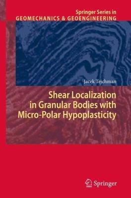 Shear Localization in Granular Bodies with Micro-Polar Hypoplasticity