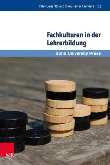 Fachkulturen in der Lehrerbildung PDF