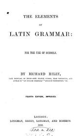 The elements of Latin grammar