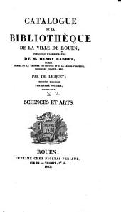 Sciences et arts
