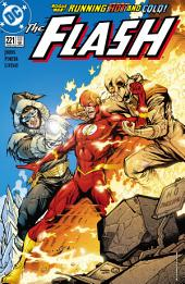 The Flash (1987-) #221