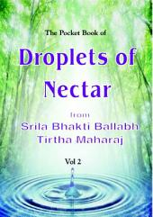 Droplets of Nectar