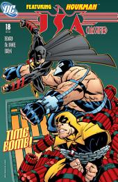 JSA: Classified (2005-) #18