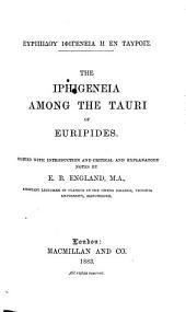 Euripidou Iphigeneia ē en Taurois