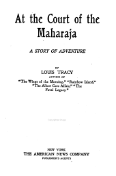 At the Court of the Maharaja: A Story of Adventure