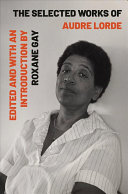 The Selected Works of Audre Lorde Book