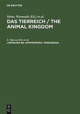 Arthropoda  Tardigrada PDF