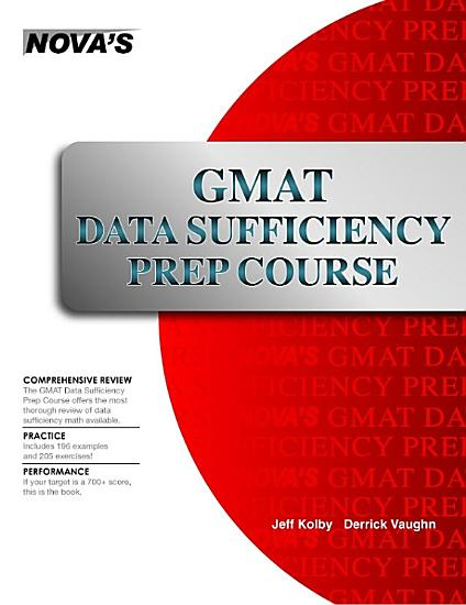 GMAT Data Sufficiency Prep Course PDF
