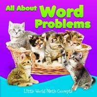 All About Word Problems PDF