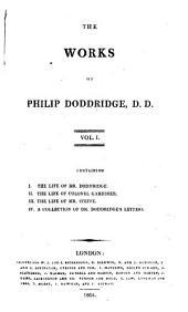 The Works of Philip Doddridge: Volume 1