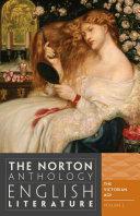 The Norton Anthology of English Literature Book