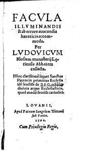 Fucula illuminandis .. haereticis accommoda
