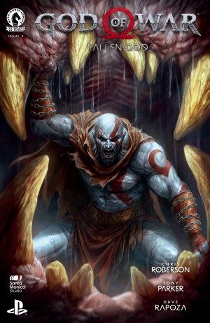 God of War  Fallen God  3