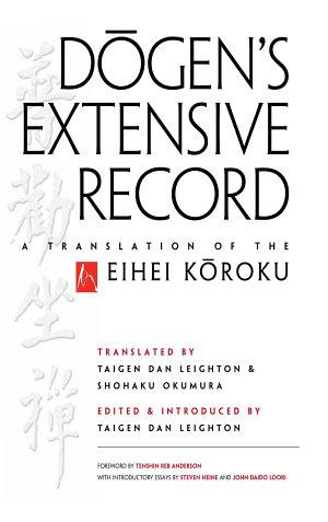 Dogen s Extensive Record