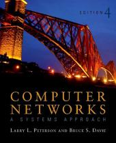 Computer Networks: A Systems Approach, Edition 4