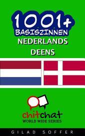 1001+ Basiszinnen Nederlands - Deens