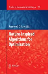 Nature-Inspired Algorithms for Optimisation
