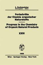 Fortschritte der Chemie Organischer Naturstoffe/Progress in the Chemistry of Organic Natural Products
