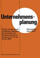 Unternehmensplanung PDF
