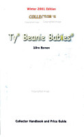 Ty Beanie Babies Winter 2001 Collector s Value Guide PDF