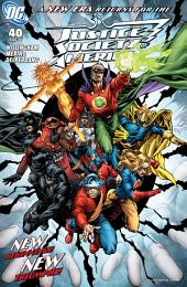Justice Society of America (2006-) #40