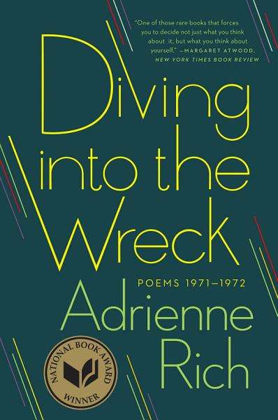 Download Diving into the Wreck  Poems 1971 1972 Book