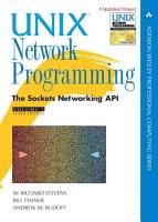 UNIX Network Programming  The sockets networking API PDF