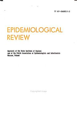 Epidemiological Review PDF