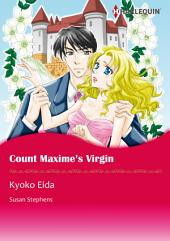 COUNT MAXIME'S VIRGIN: Harlequin Comics