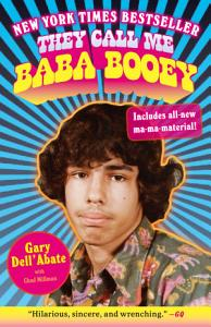 They Call Me Baba Booey Book