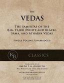 The Vedas Book PDF
