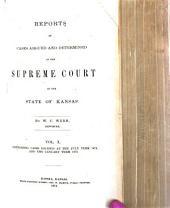 Kansas Reports: Volume 10