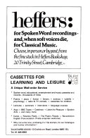 Gramophone Spoken Word   Miscellaneous Catalogue