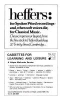 Gramophone Spoken Word   Miscellaneous Catalogue PDF