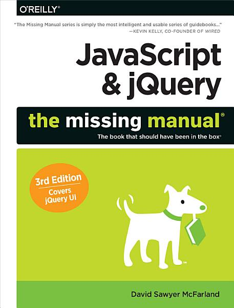Download JavaScript   jQuery  The Missing Manual Book