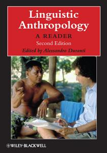 Linguistic Anthropology Book