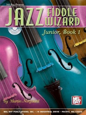 Jazz Fiddle Wizard Junior  Book 1
