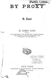 By Proxy: A Novel