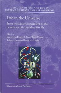 Life in the Universe PDF